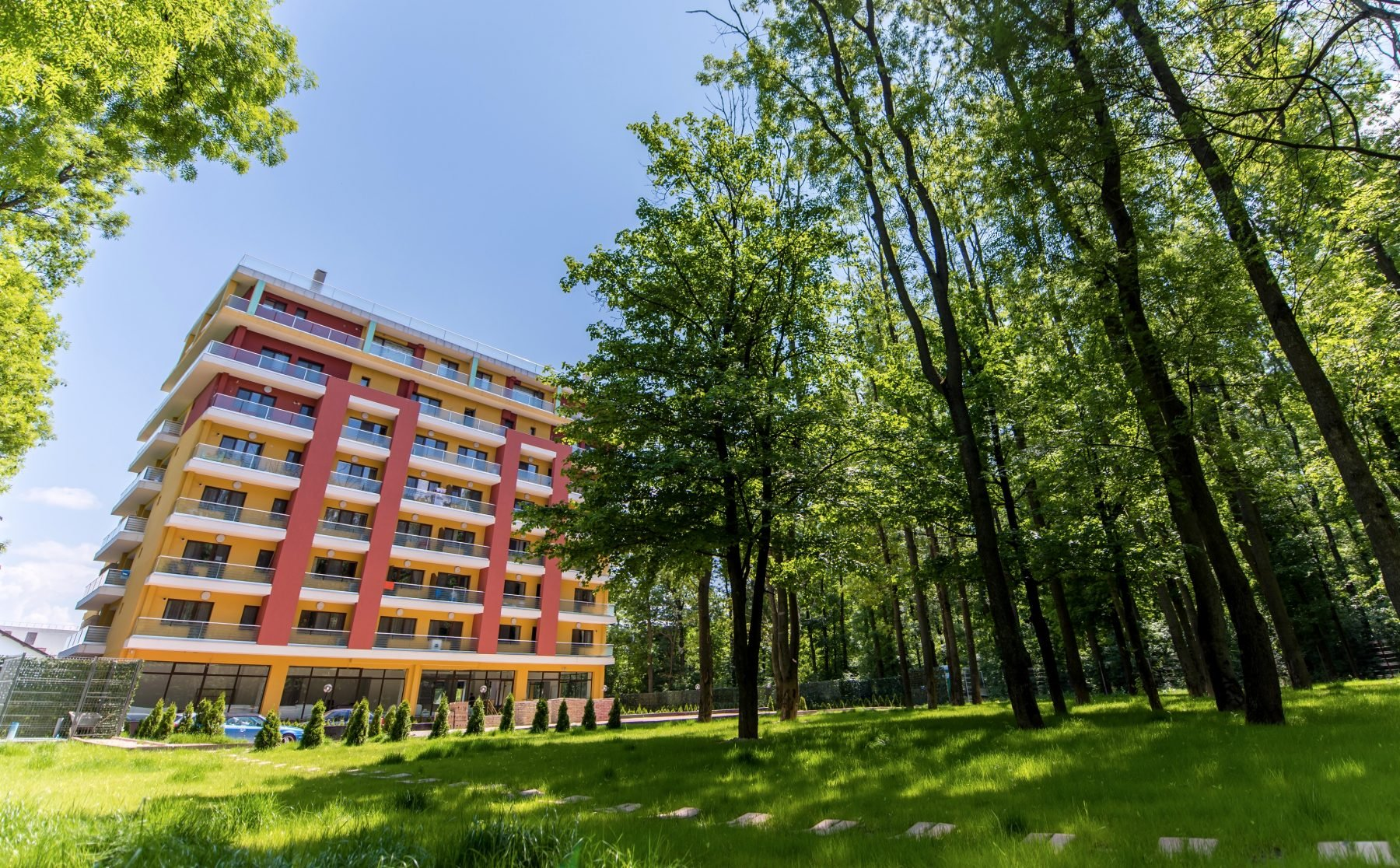 Sir Group Hotels - Promovare imobiliara - Sedinta foto imobiliare