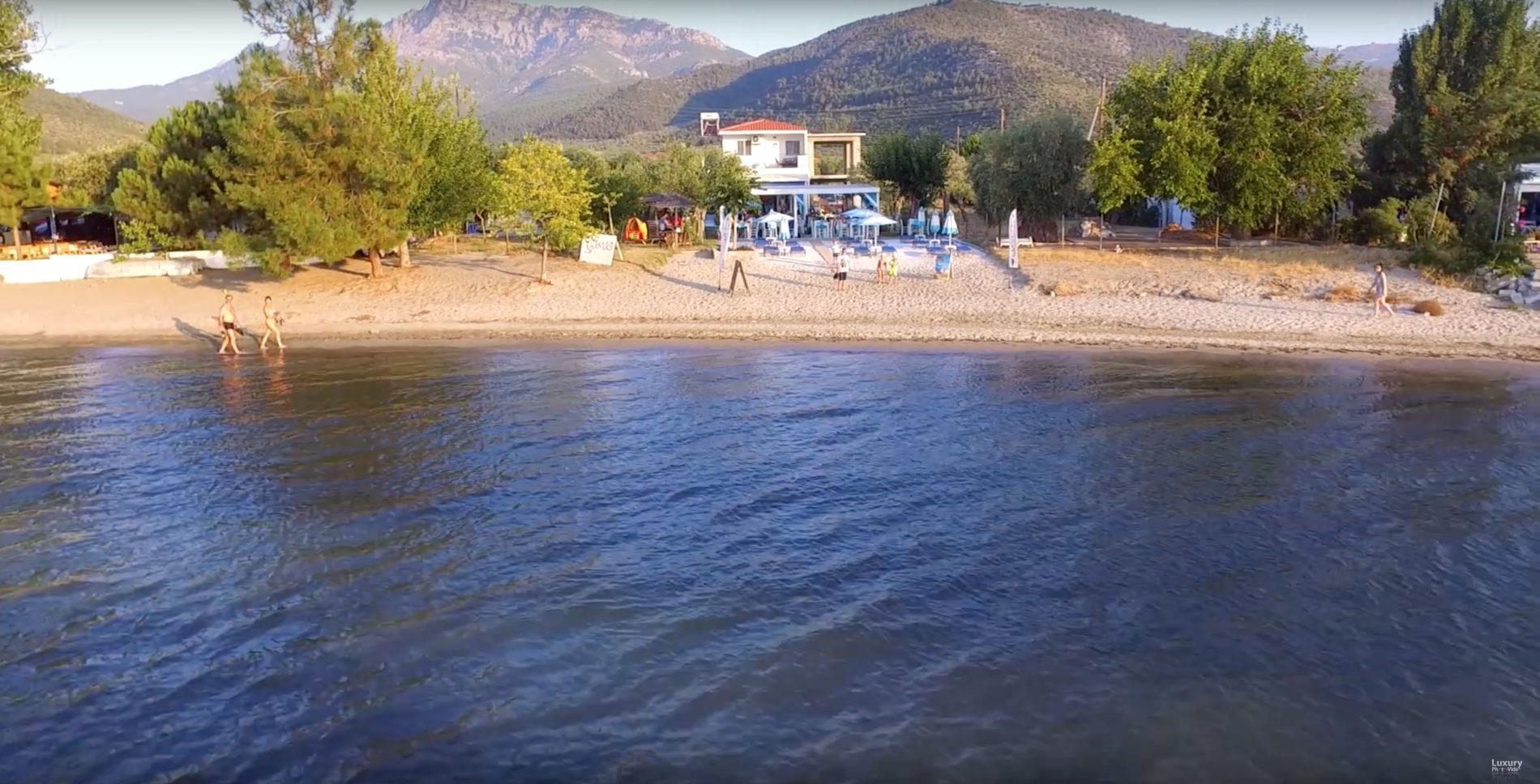 Yiamas Greek Tavern - Thassos - Promovare restaurant specific grecesc
