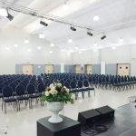 Centrul de evenimente Bucuresti Promovare - Productie publicitara