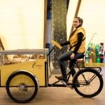 Covrig to go - Deschidere punct de lucru nou - Baneasa Shopping City - Promovare