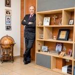 Sedinta foto personală Nawaf Salameh - fondatorul și președintele Alexandrion Grup Bucuresti